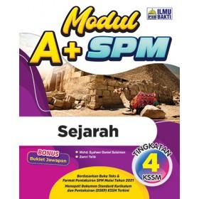 TINGKATAN 4 MODUL A+ SPM SEJARAH (BUKLET)
