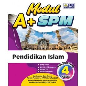 TINGKATAN 4 MODUL A+ SPM PENDIDIKAN ISLAM