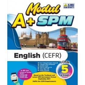 TINGKATAN 5 MODUL A+ SPM ENGLISH(CEFR)