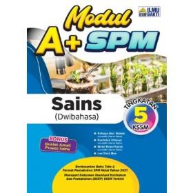 TINGKATAN 5 MODUL A+ SPM SAINS(DWIBAHASA)