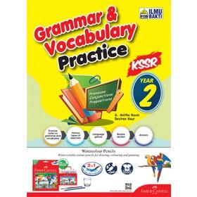 Tahun 2 Grammar & Vocabulary Practice