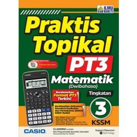 TINGKATAN 3 PRAKTIS TOPIKAL PT3 MATEMATIK (DWIBAHASA)