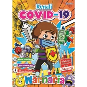 SIRI COVID 19 BUKU WARNARIA
