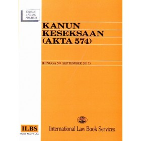 Kanun Keseksaan (Akta 574) (Hingga: 5 Sept 2017)