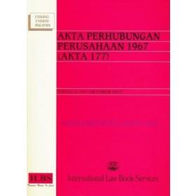 AKTA PERHUBUNGAN PERUSAHAAN 1967 (AKTA 1