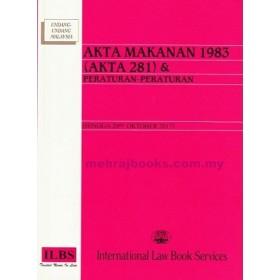 AKTA MAKANAN 1983 (AKTA 281)