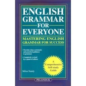 ENGLISH GRAMMAR FOR EVERYONE