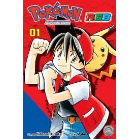 Pokemon Adventure RGB #1