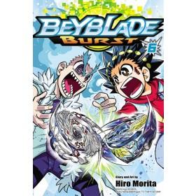BEYBLADE BURST #6