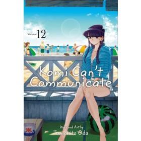 Komi Can't Communicate #12