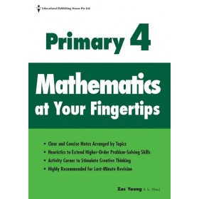 Primary 4 Mathematics At Your Fingertips