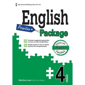 Primary 4 English Practice Package