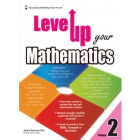 Primary 2 Level Up Your Maths