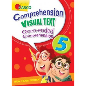 P5 Comprehension Visual Text Open-Ended
