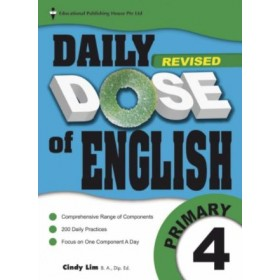 Primary 4 Daily Dose Of English Revised Edition