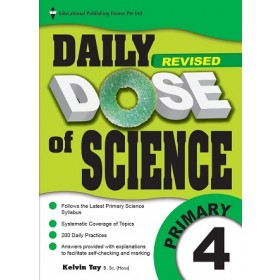 P4 Daily Dose Of Science-2Ed