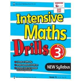Primary 3 Intensive Maths Drills (New Syllabus)