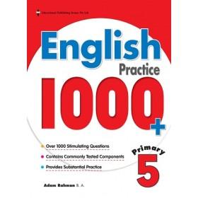 Primary 5 English Practice 1000+