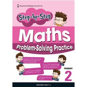 P2 Step-by-Step Maths Prob-solving Pract