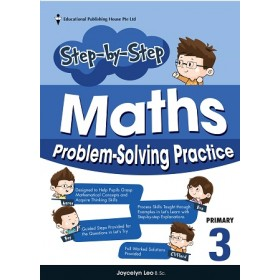 P3 Step-by-Step Maths Prob-solving Pract