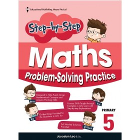 P5 Step-by-Step Maths Prob-solving Pract