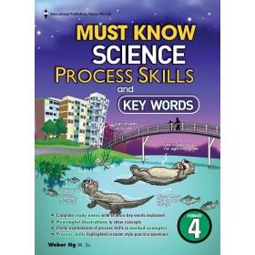 P4 Must Know Sci Process Skills & Key Wo