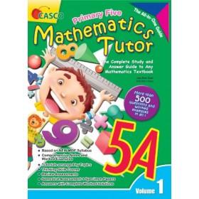 P5A Mathematics Tutor Vol 1