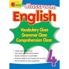P4 Classroom English