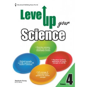 P4 Level Up Your Science