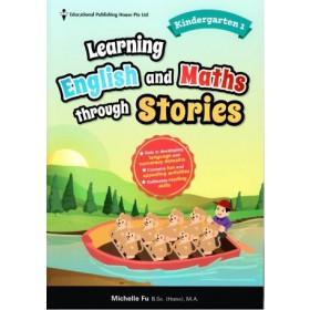 K1 LEARNING ENG & MATHS THROUGH STORIES