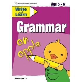 WRITE & LEARN - GRAMMAR