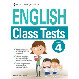 Primary 4 English Class Tests