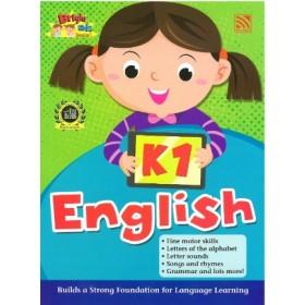 K1 BRIGHT KIDS BOOKS - ENGLISH