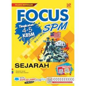 SPM FOCUS SEJARAH
