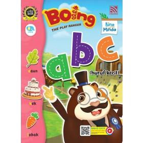 BOING THE PLAY RANGER: ABC(HURUF KECIL)