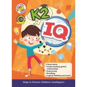 K2 BRIGHT KIDS BOOKS - IQ