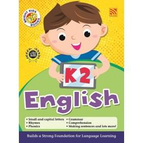 K2 BRIGHT KIDS BOOKS - ENGLISH