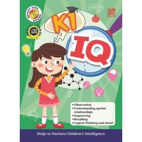 K1 BRIGHT KIDS BOOKS - IQ