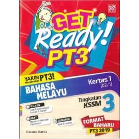 TINGKATAN 3 GET READY!PT3 BM (KERTAS 1)