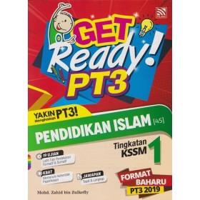 TINGKATAN 1 GET READY!PT3 P ISLAM