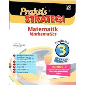 TINGKATAN 3 PRAKTIS STRATEGI MATEMATIK(BILINGUAL)