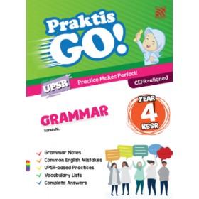 Tahun 4 Praktis Go! Grammar
