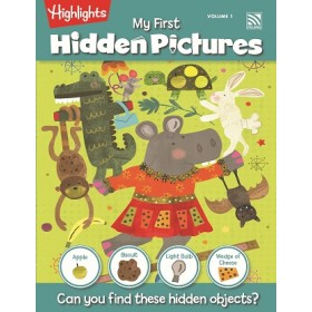 HIGHLIGHTS MY FIRST HIDDEN PICTURE VOLUME 1