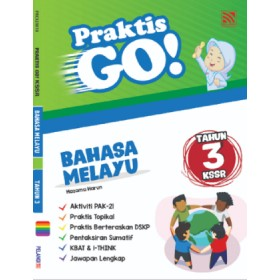 Tahun 3 Praktis Go! Bahasa Melayu