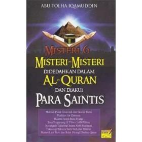 MISTERI 6 MISTERI DIDEDAHKAN DALAM AL-QURAN