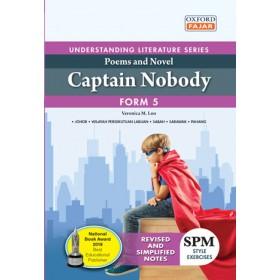 Tingkatan 5 ULS Poems & Novel - Captain