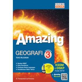 Tingkatan 3 Amazing  Geografi