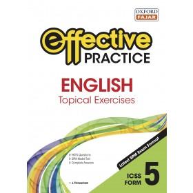 TINGKATAN 5 EFFECTIVE PRACTICE ENGLISH