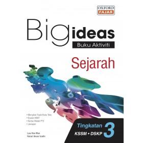 TINGKATAN 3 BIG IDEAS BUKU AKTIVITI SEJARAH