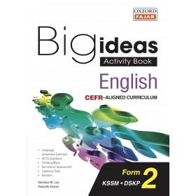TINGKATAN 2 BIG IDEAS ACTIVITY BOOK ENGLISH